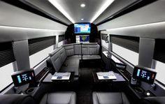 Becker Jet Mercedes Benz Van