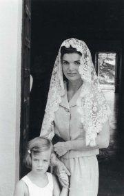 BENNO GRAZIANI - Jackie et Caroline Kennedy