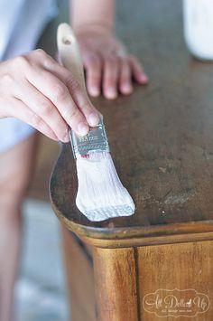 Milk Paint Tips & Tr
