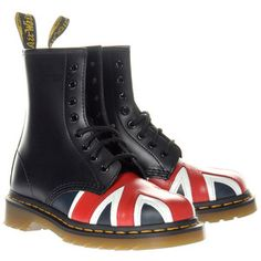 Doctor Martens!!! You're never too old, right???