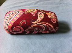 Used Vera Bradley Hard Clam Shell Eye Glasses Case in Clothing, Shoes & Accessories, Women's Accessories, Sunglasses & Fashion Eyewear | eBay
