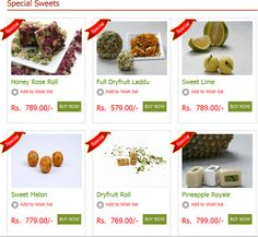 The Best Mithai To Order Online In A Matter Of Seconds - Onyyx India