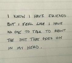 Картинка с тегом «friends, quote, and sad»