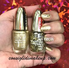 The Christmas Advent Challenge Reloaded - Shine bright like a diamond Nail Polish, Nail Art, Skin Care, Nails, How To Make, Finger Nails, Ongles, Skincare, Manicure