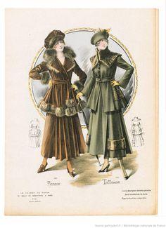 1917. Le Cachet de Paris. №1.