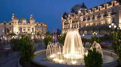 We love the French Riviera and all of its celebrity hot spots, including Casino Square in Monte Carlo (pictured), the Cannes Film Festival and the Grand Prix in Monaco.