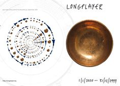 Longplayer is a one thousand year long musical composition. It began playing at midnight on the 31st of December 1999, and will continue to play without repetition until the last moment of 2999, at which point it will complete its cycle and begin again.