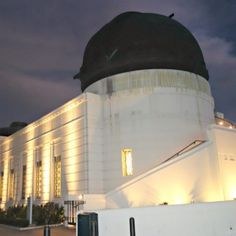 From Griffith Observatory you have a wonderful view and sunset of Los Angeles City