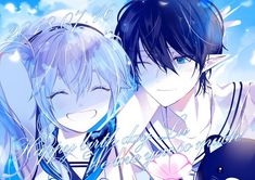 Anime Siblings, Anime Couples, Anime Oc, Kawaii Anime, Lu Elsword, Elsword Online, Anime Love Couple, Pandora Hearts, Cute Anime Guys