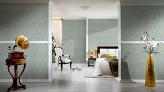 Tapety v obývacím pokoji;  Architects Paper Wallpaper 306595