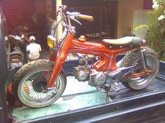 Custom Bobber, Big Wheel, Kustom Kulture, Mini Bike, Cubs, Monkey, Honda, Lowrider, Open Source