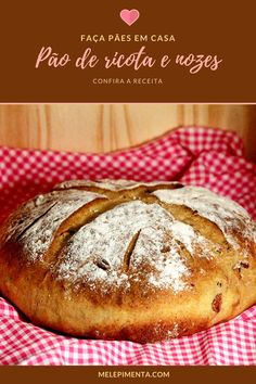 Artisan Bread Recipes, Food Net, No Salt Recipes, Bread Cake, Bread And Pastries, Portuguese Recipes, Bread Baking, Food To Make, Food And Drink