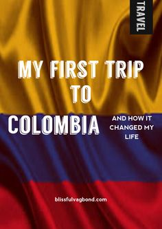 I went to Colombia for the first time in September of 2015. Check out my post about my time there! And find out what Colombia inspired me to do!