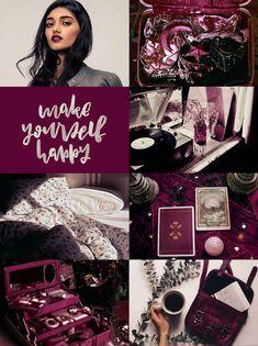 Harry Potter Moodboards - P - Parvati Patil