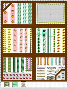 images about Garden Planning Tools on Pinterest