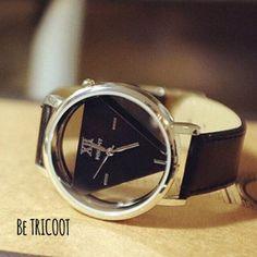 DesignWatch▽彡.。トライアングル腕時計