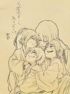 The photo – Gintama Gintama, Crying My Eyes Out, Captain Tsubasa, Okikagu, Manga Pictures, Studio Ghibli, Anime Characters, Chibi, Geek Stuff