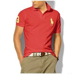 Welcome to our Ralph Lauren Outlet online store. Ralph Lauren Mens Big Pony Polo T Shirts rl0245 on Sale. Find the best price on Ralph Lauren Polo.