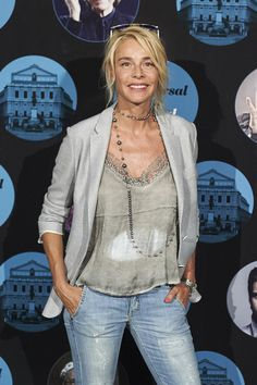 Belen Rueda Photos Photos - Spanish actress Belen Rueda attends the Elton John concert at the Royal Theater  on July 20, 2015 in Madrid, Spain. - Elton John Concert Photocall In Madrid