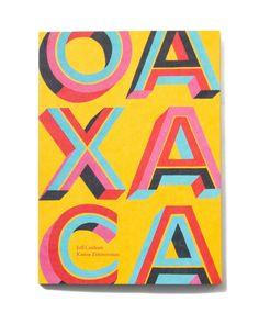 Oaxaca book cover