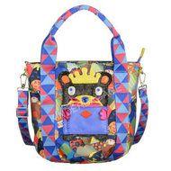 Oilily handtas multicolor - Kinderkoffers bij Kinderbagage