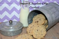 My Favorite Chocolate Chip Cookie Recipe by Food Storage Moms