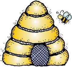 Beehive Clip Art #20933