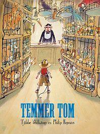 Tjibbe Veldkamp en Philip Hopman - Temmer Tom
