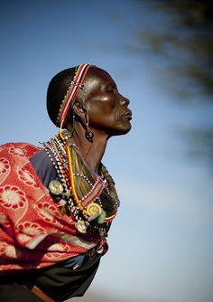 Pinterest: @ Kymberli Dy (Maasai)