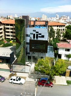 Ecosistema vertical patente Ignacio Solano Cochabamba…
