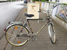 Mit Beleuchtung Seitenständer Gepäckträger u Reflektorwir haben gute gebrauchte fahrraeder mit guter qualität, zuverlässig und preisgünstig.vorbeikommen, probe fahren oder online bestellenElektrofahrradverleih 30 € am TagFahrradverleih 15 € am TagFahrräder bei Fahrradverleih hinbringen u. abholen ab 50 €Fahrradankauf - FahrradverkaufNeu-Fahrräder auf Anfrage.Von 10 - 18 Uhr geöffnetDraiser Str. 955128 Mainz06131 3661610175 4791772Fahrrad14 SkypeFahrradversand0152 04750263 thai - Massage…