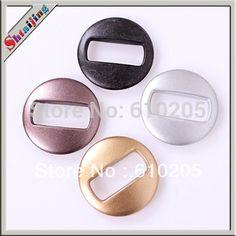 Nouvelle arrivée mode bijoux acrylique chaîne Twisted ronde liens 40 * 40 mm 30 pcs/lote pour bricolage bijoux accessoires