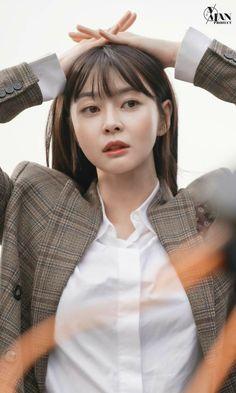 Korean Actresses, Actors & Actresses, Korean Picture, Korean Shows, Hot Japanese Girls, Fashion Model Poses, Vietnam Girl, Beautiful Athletes, Pretty Korean Girls