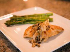 Four-Step Chicken: Kid-Friendly Piccata Recipe : Melissa d'Arabian : Food Network - FoodNetwork.com