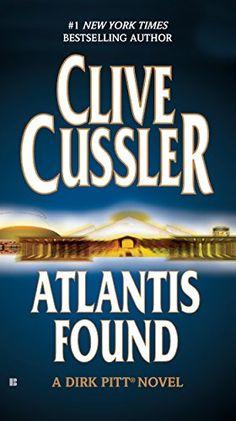 Atlantis Found (Dirk Pitt, No. 15) by Clive Cussler http://www.amazon.com/dp/0425177173/ref=cm_sw_r_pi_dp_5uPJwb0XWM4JG