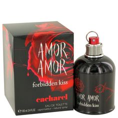 amor amor forbidden kiss by cacharel (women)