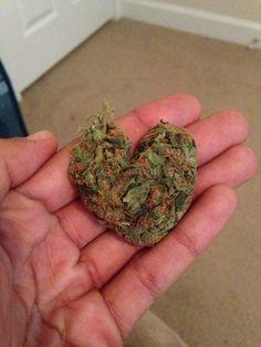 Coração de erva