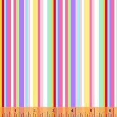Melanie Dekker - Toy Tales - Stripes in Pink