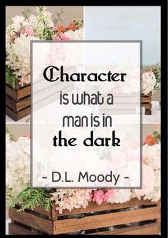 D.L.Moody quote