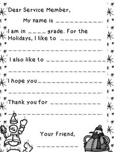 Veterans day thank you letters iteach veteran 39 s day for Veterans day thank you letter template