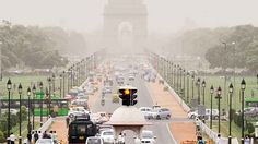 Air in Delhi is likely to turn toxic tonight - Daily News & Analysis New Delhi, Air Pollution, Daily News, Wake Up, Dolores Park, World, Travel, Indian, Viajes