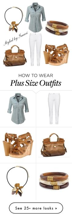 """""""Untitled #38 of 2016"""" by rkellstyles on Polyvore featuring moda, LE3NO, Steilmann, Dolce Vita, Chico's, Marni, women's clothing, women, female y woman"""