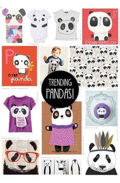 Emily Kiddy: Trending: Pandas