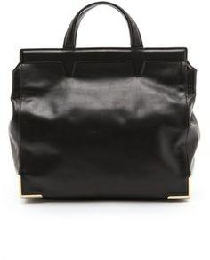 Alexander wang Prisma Skeletal Lunch Bag on shopstyle.com