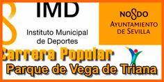 La Carrera Popular IMD Parque Vega de Triana, es la 3ª carrera del circuito IMD de Sevilla y tendrá lugar el 13 de mayo a partir de las 9:30. OJO!! Todo los corredores, incluidos los del circuito tienen que recoger un nuevo dorsal #carreraspopulares #depsevilla #sevilla10