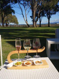 Wine tasting at Cloudy Bay Vineyard in Marlborough, New Zealand. Marlborough Wine, Marlborough New Zealand, Rarotonga Cook Islands, Places To Travel, Places To Go, Cloudy Bay, New Zealand Wine, Upper Marlboro, Wine Vineyards