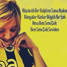 Ama ben seni çok.. #fenerbahce #fenerbahcetribun #instafb #nkcvas