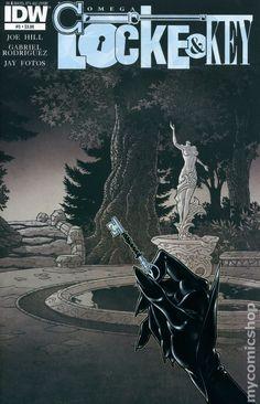 Locke and Key (2012 6th Series) Omega 3