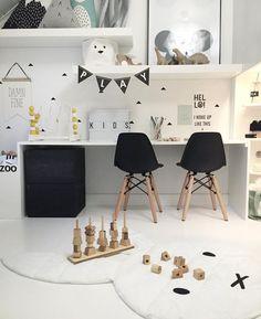 Gender Neutral Play Room