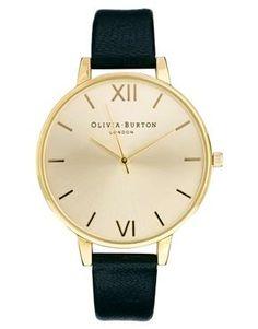 Big Dial Black Watch / Olivia Burton ASOS